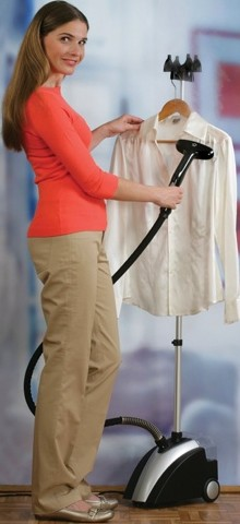 Купить Пароочиститель Для Одежды