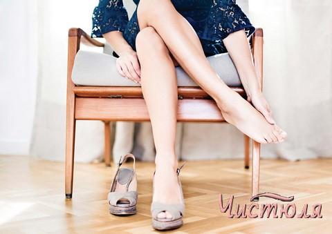 Туфля налезь – принц влюбись, или Способы растягивания обуви