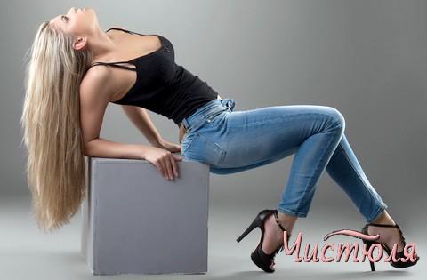 Методы растягивания джинсовых брюк, или Размер на заказ