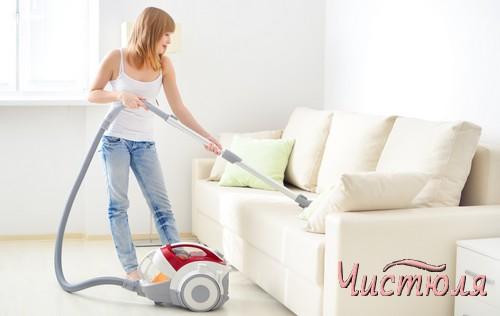 Как избавиться от запаха детской или кошачьей мочи на диване?