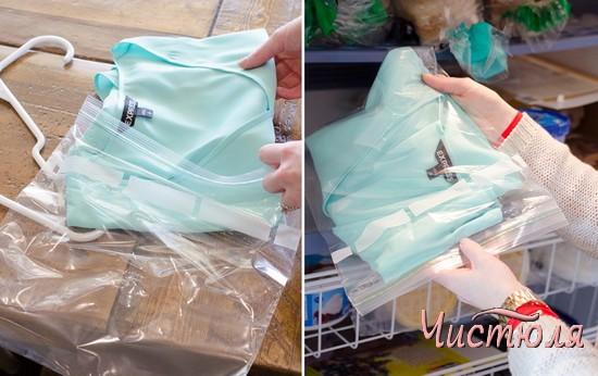 Заморозить футболку в морозилке